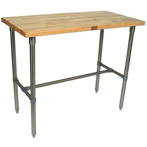 boos kitchen work table boos kitchen worktables the cucina classico work