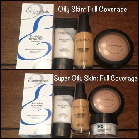 Best Face Products for Oily Skin   makeup foundation for