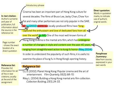 mla citations format of paper parenthetical citations works cited