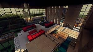 Minecraft Home Interior Gallery For Gt Minecraft Modern House Interior