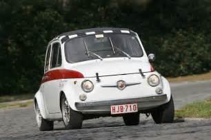 Wiki Abarth Fiat Nuova 500 Abarth