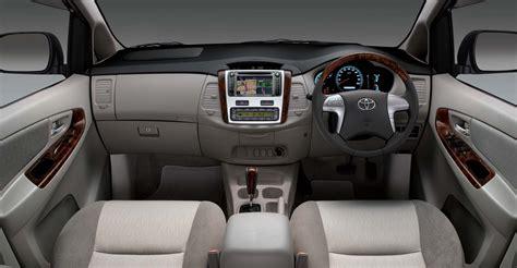 New Toyota Innova Interior Toyota Innova Interior Image 8