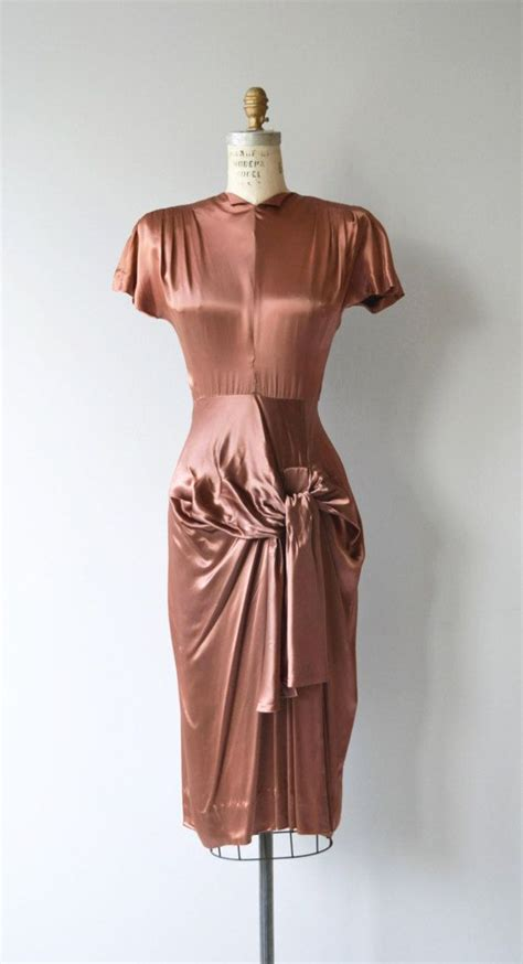 I Shop Like A Vintage Clothing Ephiphany by Best 25 Copper Dress Ideas On Copper