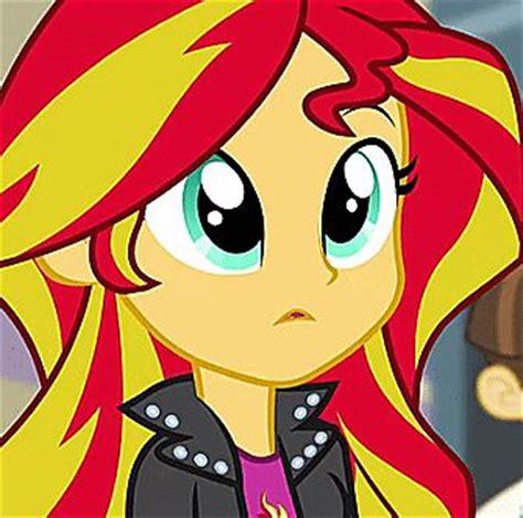Givana Puff 3 my pony equestria rainbow rocks sunset shimmer