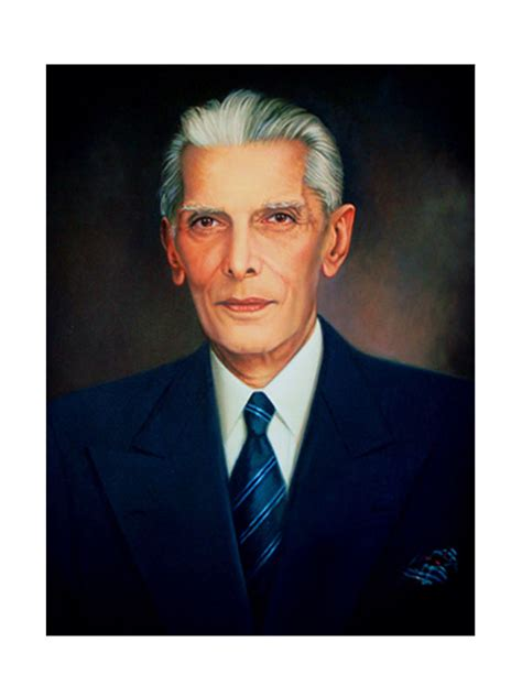 Decor Painting by Acry Quaid E Azam Portrait Ofd 001 Dareechay