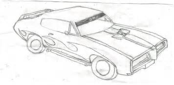cool muscle car drawings related keywords cool muscle