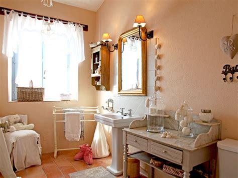 Salle De Bain Feminine 3866 by La Maison D Shabby Chic Mania By Grazia Maiolino