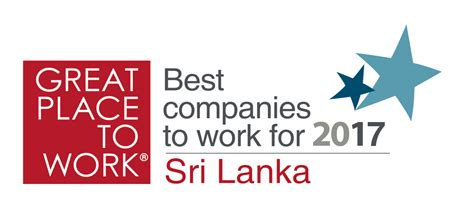 Best Company To Work For To Get An Mba by Sri Lanka S Best Companies To Work For Great Place To