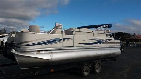 used pontoon boats brainerd mn 2007 manitou 20 osprey 20 foot 2007 boat in brainerd mn