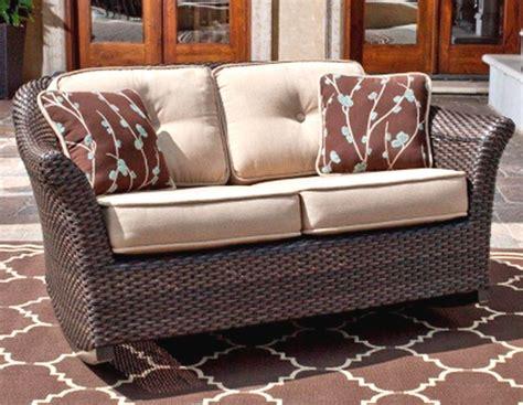 patio furniture loveseat new outdoor loveseat rocker chair rocking artificial