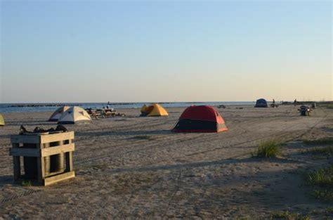 cing area grand isle state park la picture of