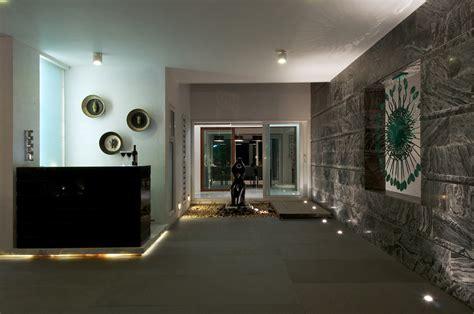 home interior design vadodara minimalist bungalow in baroda india by atelier dnd