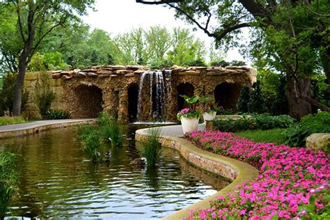 Dallas Arboretum And Botanical Garden Roadstop Guide Dallas Arboretum Botanical Gardens