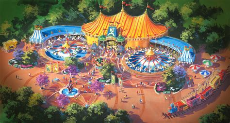 disney world welcomes new fantasyland attractions this walt disney world new fantasyland expansion mouseinfo