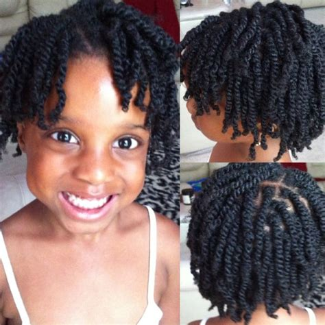 double stranded rods hairstyle 143 best images about natural kids twists on pinterest