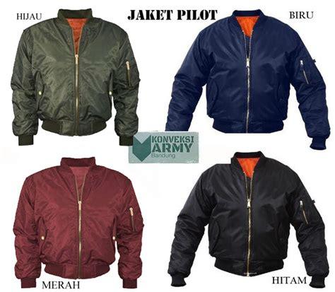 Harga Jaket Versace jual jaket pilot bomber scoot army konveksi army