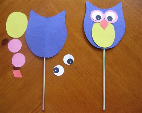 Simple Paper Craft For Preschoolers - and craft ideas for preschoolers find craft ideas
