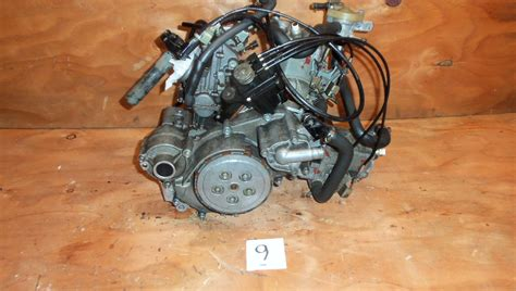 Spare Part Honda Nsr Sp mc16 nsr250 hrc f3 race engine