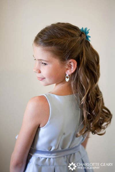 hairstyles for little girl for wedding little girls stylish hairstyles ideas for wedding function