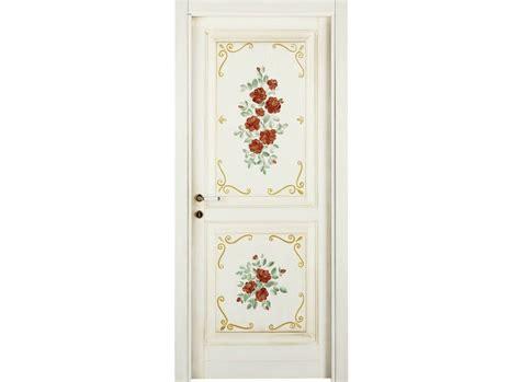 detrazione porte interne porte interne decorate a mano lunamare le porte dibi