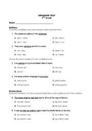 Teaching resources gt tests and exams gt 3rd grade