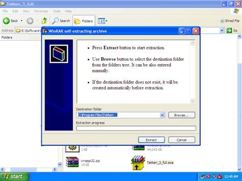 cara membuat zip exe cara membuat file setup exe dengan mudah download