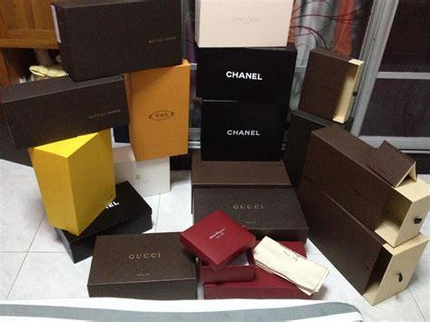 Tas Wanita Branded Import Louis Vuitton Lv Box 84104 Murah 1 lv gucci jimmy choo n various brands of branded paper bags n gift box on clearance