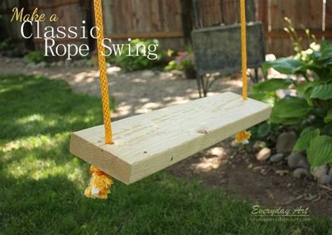 make a rope swing 17 best images about everyday s a holiday swinging on