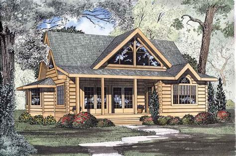 log home plans house plan 153 1216
