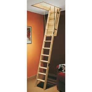 escalier escamotable loft 2 castorama