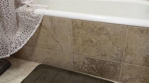 tiling side of bathtub tile side of tub tile design ideas