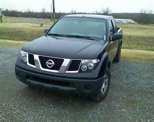 Nissan Frontier Headlights 05 08 Nissan Frontier Halo Led Projector Headlights Dash