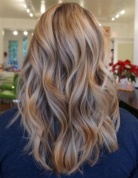 hairstyles blonde highlights all balayage highlights by holly at blueprint modern hair