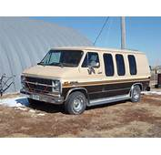 1983 Chevy G20 Diesel Conversion Van For Sale Photos