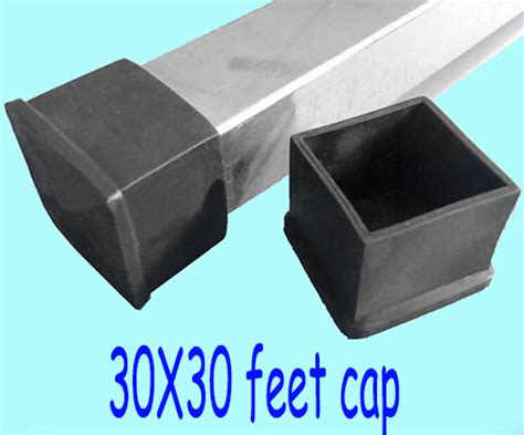 chair leg pads square aliexpress buy 30 30mm table leg cover cap square