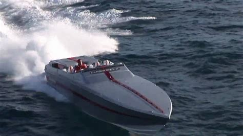 cigarette boat racing youtube cigarette racing team 50 marauder youtube