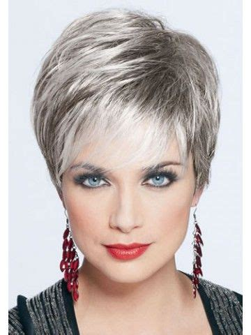 grey hairstyles round face 53 best going gray gracefully images on pinterest