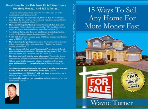 7 Ways To Sell Yourself During An by 15 Ways To Sell Any Home For More Money Fast By Yourself
