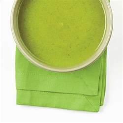 potage au brocoli ricardo