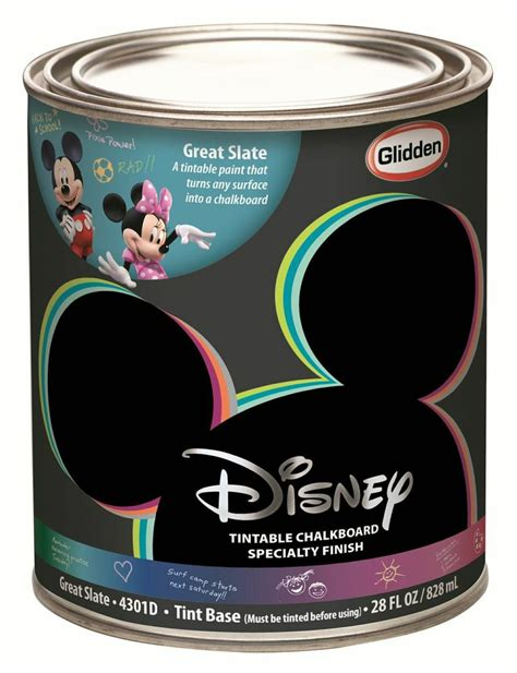 glow in the paint glidden disney room makeover preparation spon momma s city