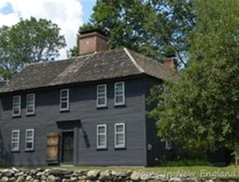 early new england primitive exterior house colors joy colonial and primitive houses on pinterest 18th century