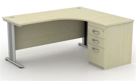 Combination Corner Desk Pedestal Avalon Plus 1400mm Corner Desk Uk