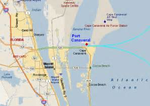 port canaveral florida map east coast navy yards
