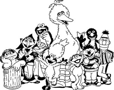 coloring book all we got sesame coloring pages free printable coloring pages