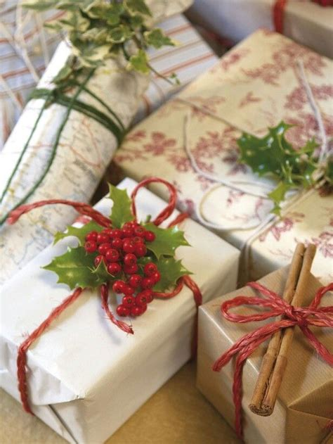 cute christmas wrapping ideas gift wrapping pinterest