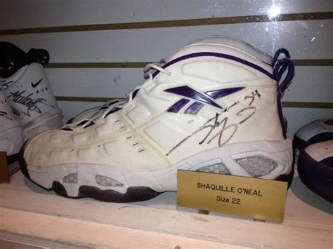 Shaqs Bed by Shaq S Shoe Picture Of Newport Sports Museum Newport