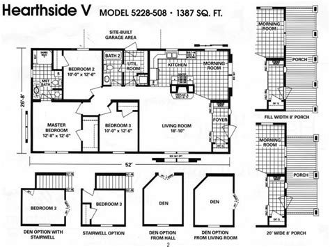 floor plans for double wide mobile homes home remodeling double wide mobile home floor plans