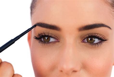 come farsi le sopracciglia ad ala di gabbiano incredibrow provides flawless brows dc on heels