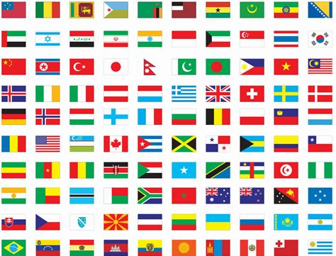 flags of the world website free vector flags of the world free images at clker com