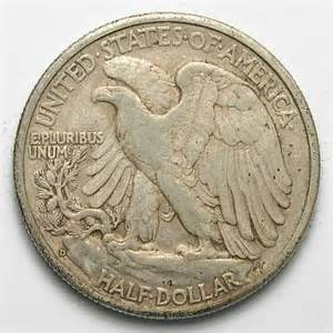 1943 d silver walking liberty half dollar property room